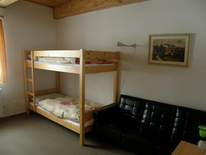 ubytování u cyklostezky Dalečín na Vysočině